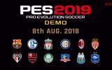 PES 2019: Demo erscheint im August