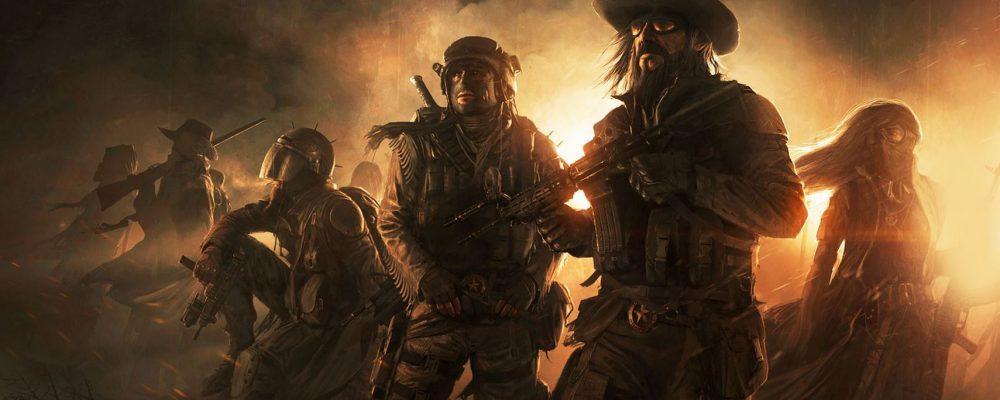 Wasteland 2 für Nintendo Switch angekündigt