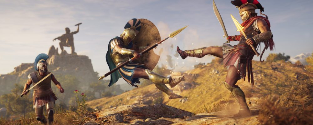 Assassin's Creed Odyssey: Behind the Odyssey