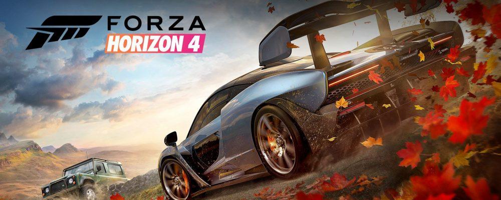 Forza Horizon 4: Die vier Jahreszeiten in der Übersicht