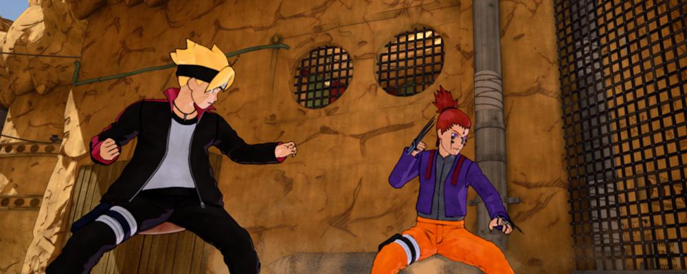#Naruto to Boruto – Shinobi Striker: Neuer Inhalt
