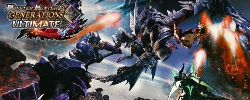 Monster Hunter Generations Ultimate [REVIEW]