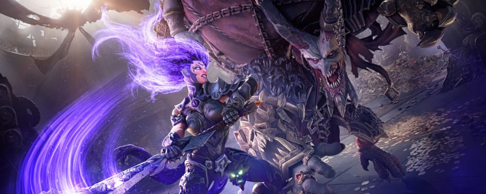 #Darksiders3 – Force Hollow Trailer