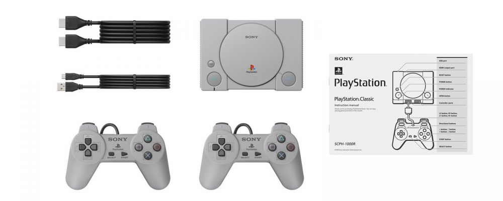 Playstation Classic – Alle Spiele enthüllt