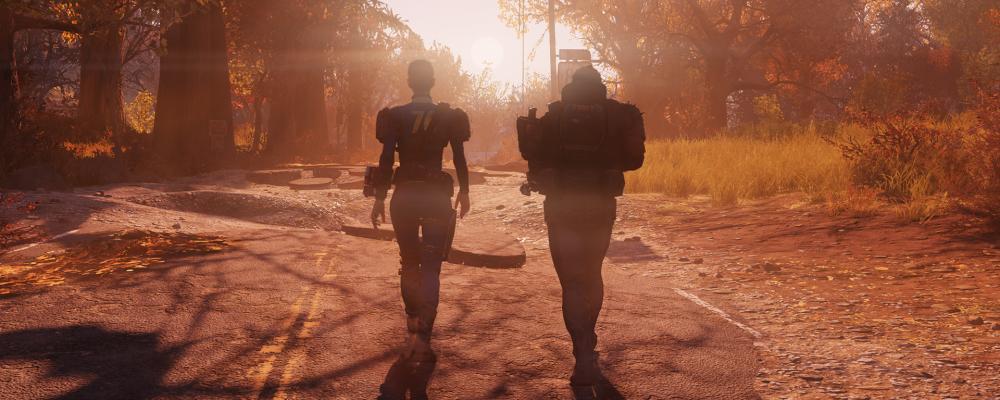 Fallout 76 – Bethesda zeigt die nahe Zukunft