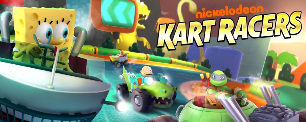 Nickelodeon Kart Racers [Video Review]