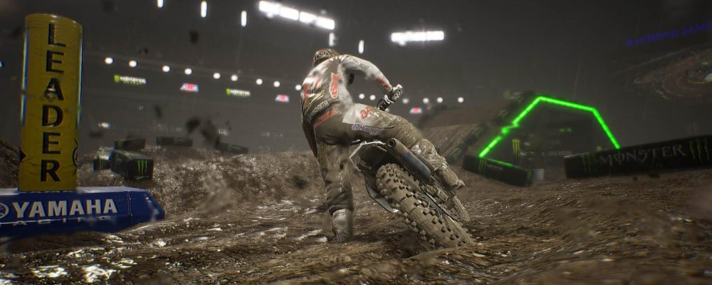 Milestone und Feld arbeiten an neuem Monster Supercross 2