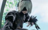Soul Calibur 6 trifft Nier Automata: 2B schnetzelt in Kürze mit