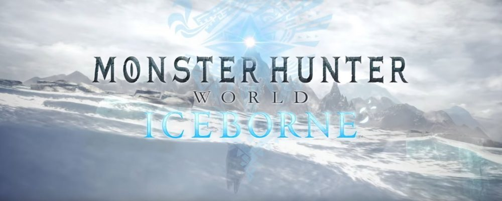 Monster Hunter: World – Iceborne: Start der PS4 Beta & Einführungsvideo