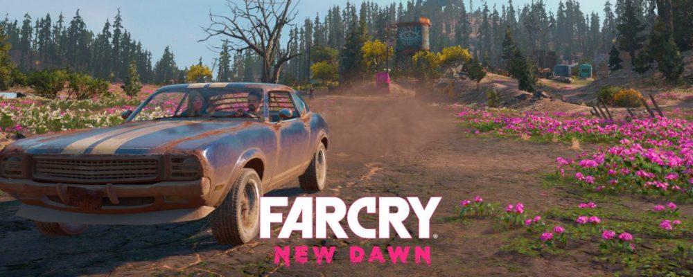 Far Cry New Dawn – Pretty in Pink?