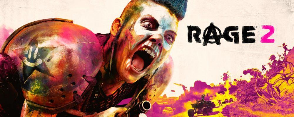 Rage 2 mit neuem Trailer