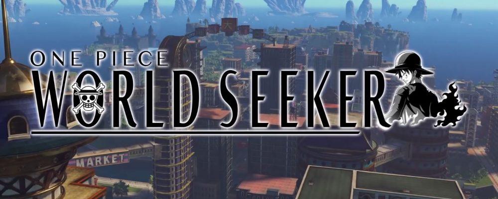 One Piece World Seeker – Auf Landgang mit der Strohhutbande