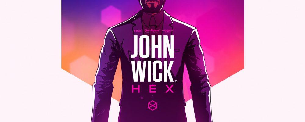 John Wick HEX – Trailer zur Ankündigung