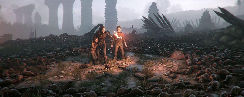 A Plague Tale: Innocence – Das Gameplay im Trailer