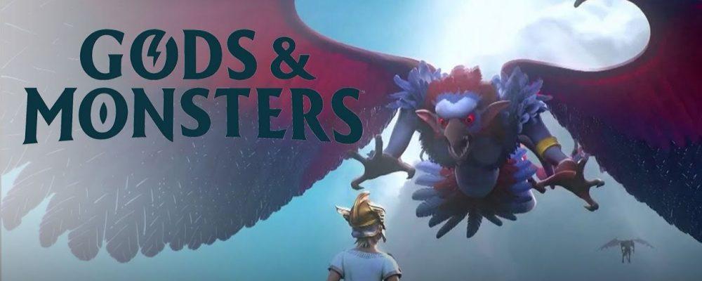 Gods & Monsters: Neue Infos zum Spiel bekannt