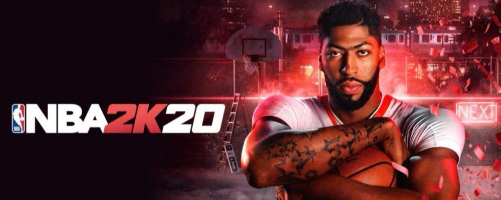 NBA 2K20 – Partnerschaft mit Zion Williamson bekannt gegeben