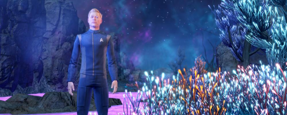 Star Trek Online mit neuem Zuwachs