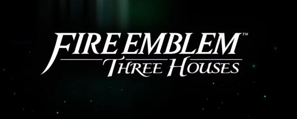 Fire Emblem: Three Houses – Die drei Häuser im Trailer