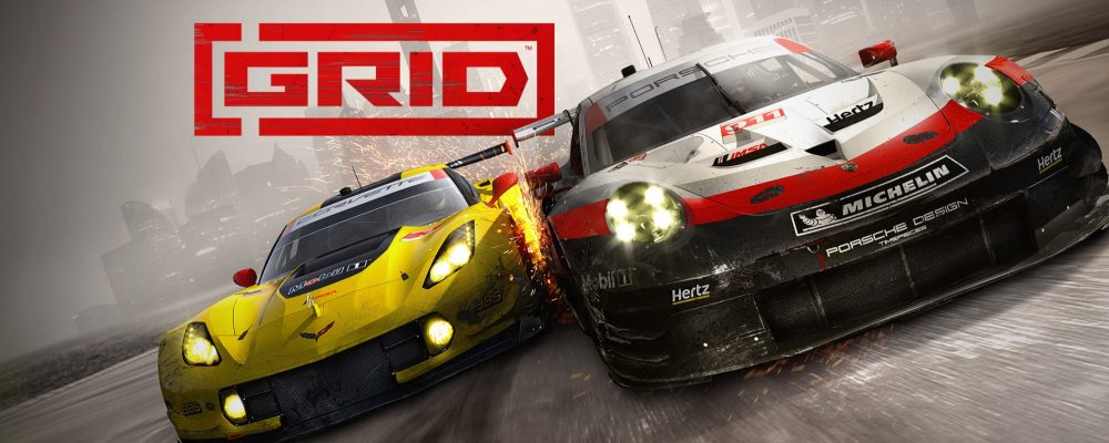 GRID: Neues Gameplay-Video