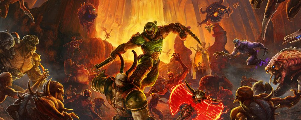 DOOM ETERNAL auf Nintendo Switch – TEST