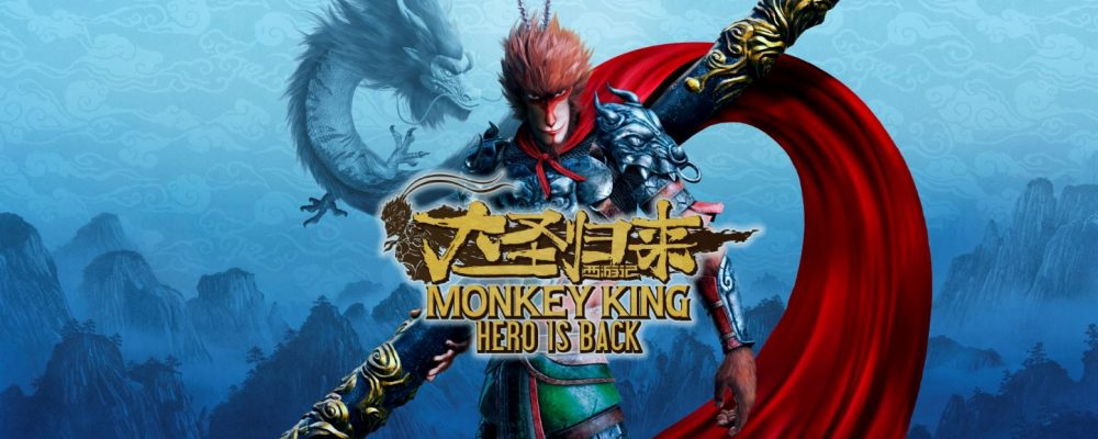 #gamescom2019: Monkey King – Hero is Back