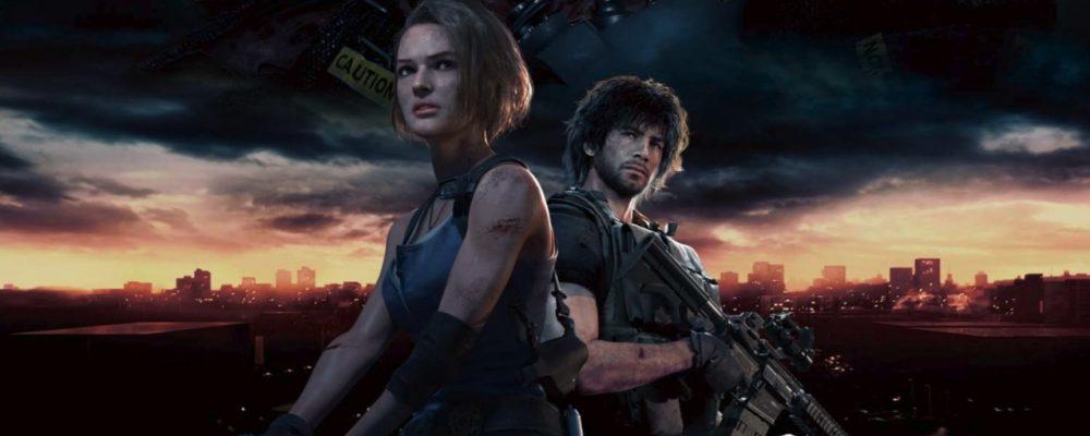 Resident Evil 3 in neuen bewegten Bildern