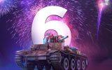 World of Tanks: Mercenaries feiert Geburtstag!