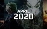 Gaming Highlights im April 2020