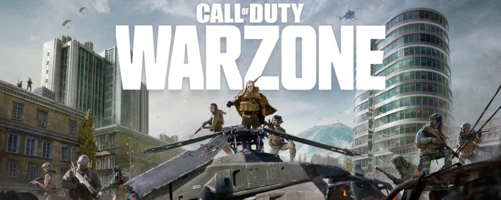 Call of Duty: Warzone – Free2Play Battle Royale Spiel erscheint morgen