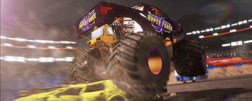 Frischer Wind für Renn-Simulationen: Monster Truck Championship
