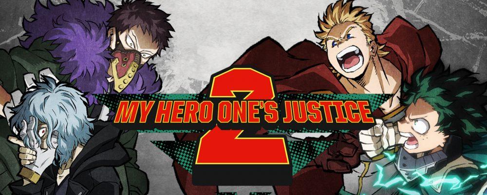 My Hero One's Justice 2 – Die Helden der Zukunft
