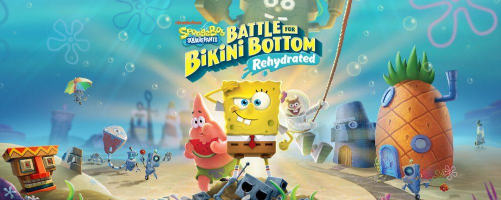 SpongeBob Schwammkopf: Battle for Bikini Bottom hat einen Release Termin