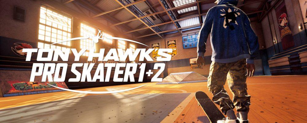Tony Hawk´s Pro Skater 1+2 Remaster erscheint im September