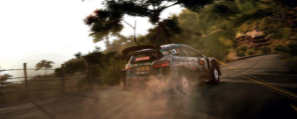 WRC 9 – Frisches Gameplay im Trailer
