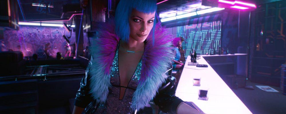 Und nochmal Cyberpunk 2077: Hinter den Kulissen der Synchro