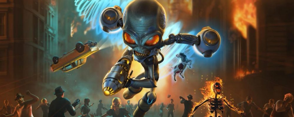 Destroy all humans! – Das Ende naht [Review]