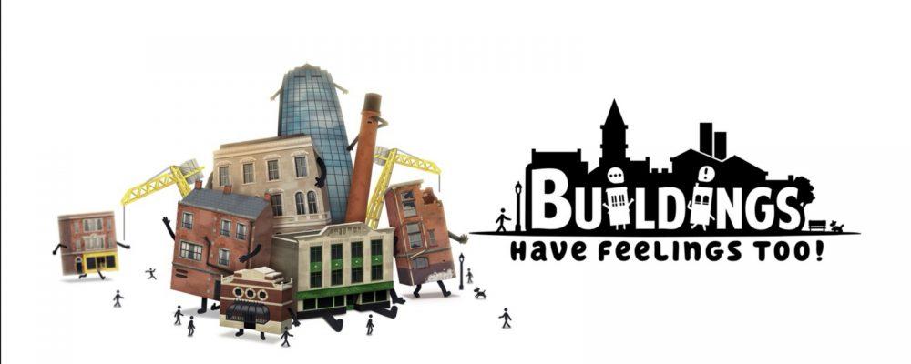 Simons Indie-Stübchen #3: Buildings have feelings too!