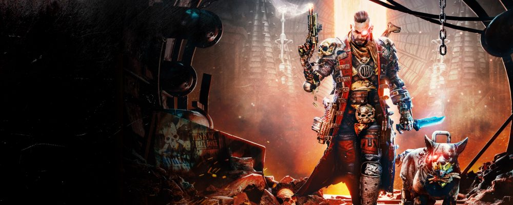Necromunda mit neuem Gameplay Trailer