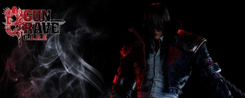 GUNGRAVE – G.O.R.E Cinematic Teaser auf #gamescom veröffentlicht