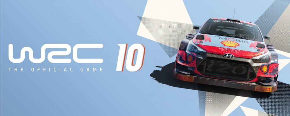 WRC 10 Review: Trockener Rallye-Spaß